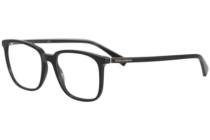 9a0068dd1a0eb6 Ray-Ban Men s 0DG3298 Optical Frames, Black, 53  Amazon.co.uk  Clothing