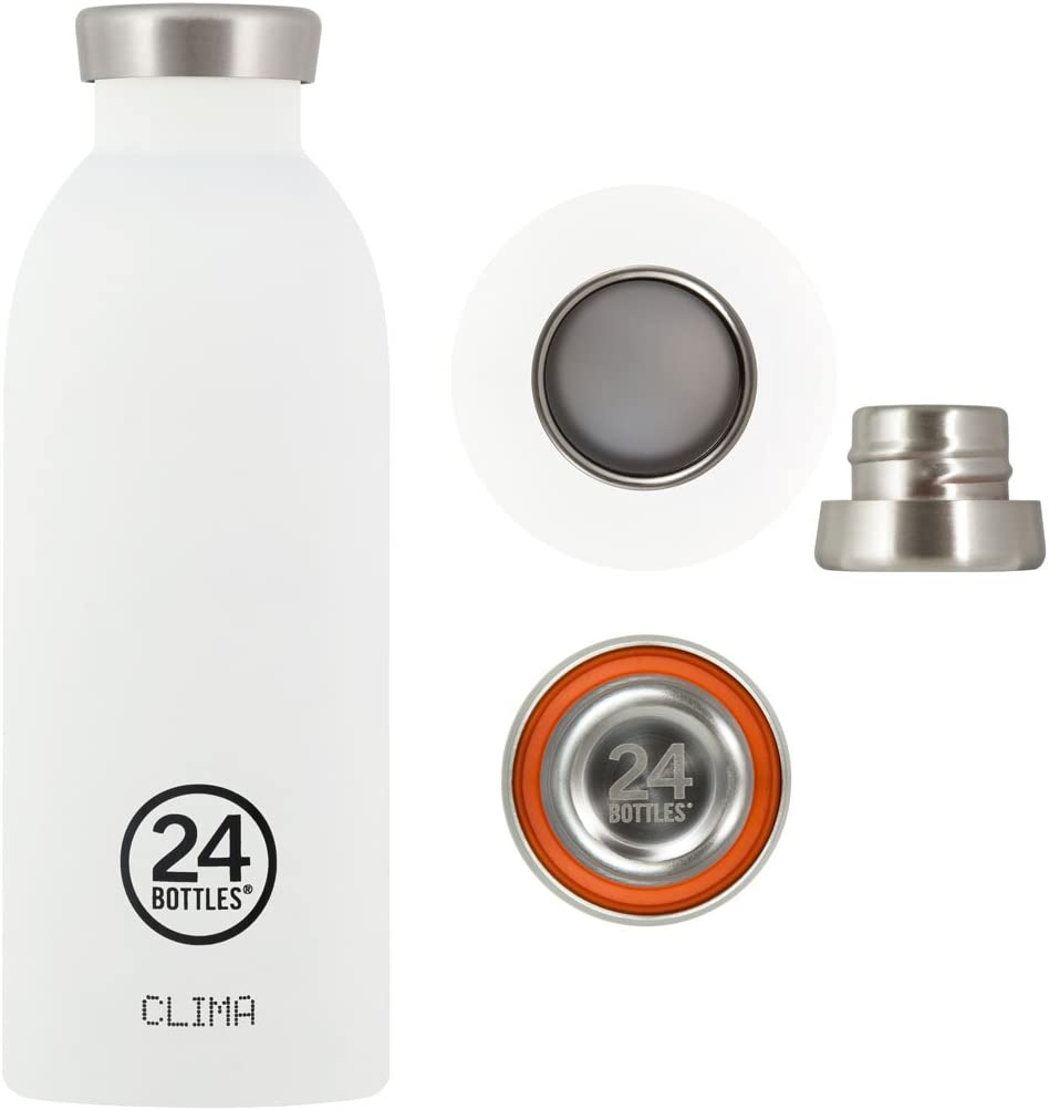 330 ml 24 Bottles Carrara Borraccia termica Clima Bottle