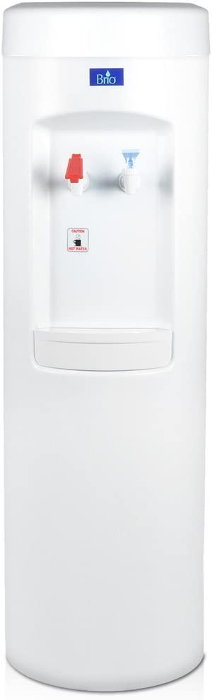 Oasis POUD1SHS WHI Atlantis Hot 'N Cold Bottleless Water Cooler, White