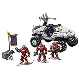Mega Construx Halo H3 Deluxe Warthog Building Set Action Figure