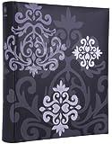 HENZO album 'baroque'noir-pour jusqu'à 500 photos 10 x 15 cm 100 pages noires-dimensions: 33 x 30 cm-album photo-album photo