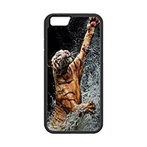 "Wholesale Cheap Phone Case For Apple Iphone 6,4.7"" screen Cases -Animal Tiger Pattern-LingYan Store Case 1"