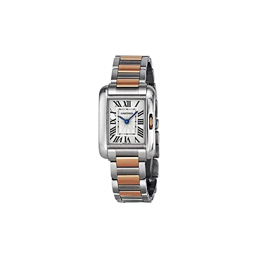 CARTIER RELOJ DE MUJER CUARZO CORREA Y CAJA DE ACERO DIAL PLATA W5310036: Cartier: Amazon.es: Relojes