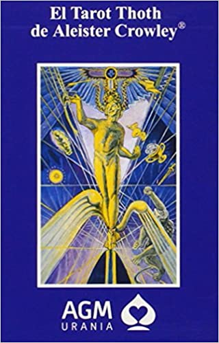 Spanish Crowley Thoth Tarot Deck: Amazon.es: Aleister ...