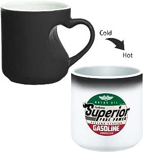 كوب ماجيك مع مقبض داخلي للقهوة أو الشاي من ديكالاك، Mug HM-BLK-02363