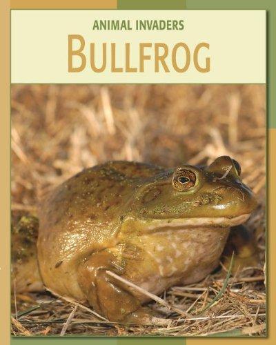 Bullfrog (Animal Invaders) Susan H. Gray