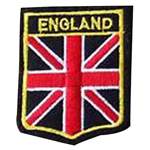 Black Temptation Set Of 2 Cloth Badge Apposée Patch Stickers Appliqués Patches (Angleterre)