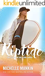 Riptide: Beach Romance Surfing (Rock Stars, Surf and Second Chances Book 2)