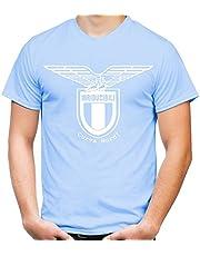 Irriducibili Lazio T-shirt för män och män   fotboll ultras gåva   M1 FB