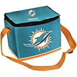 NFL Miami Dolphins Big Logo Team Lunch Bag