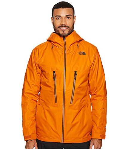 (ザノースフェイス) THE NORTH FACE メンズコートジャケットアウター ThermoBall Snow Triclimate Jacket [並行輸入品] B075WDWVJV S|Hawaiian Sunset Orange Hawaiian Sunset Orange S
