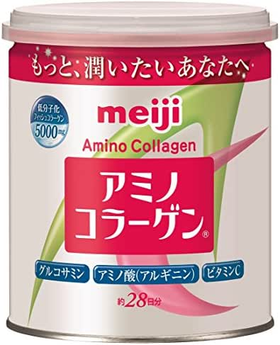 Amino collagen can Type 1 Meiji Supplement