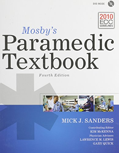 Mosby's Paramedic Txtbk.(Reprint) W/Dvd