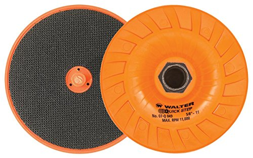 - Walter Surface Technologies 07Q049 Quick-Step Backing Pad