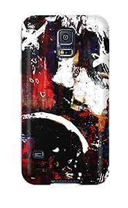 New Sad Obama Tpu Case Cover, Anti-scratch YxSYsOn4511PWWaJ Phone Case For Galaxy S5