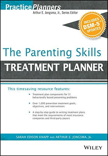 The Parenting Skills Treatment Planner, with DSM-5 Updates (PracticePlanners)