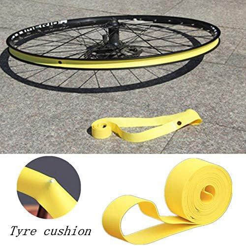 Wuudi - Protector de neumáticos para Bicicleta de montaña, Cinta ...