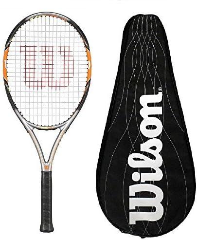 Wilson Nitro Pro 103 BLX Carbono Raqueta De Tenis con completo blx Funda