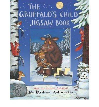 Read Online TheGruffalo's Child Jigsaw Book by Donaldson, Julia ( Author ) ON Aug-05-2006, Board book pdf epub