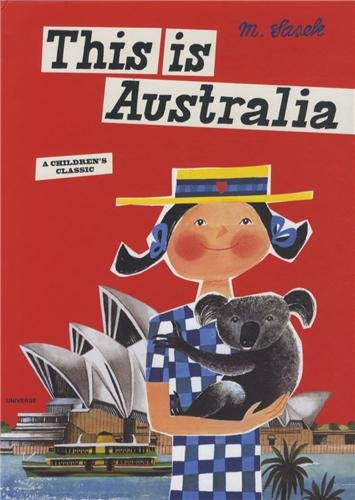 This is Australia: A Children's Classic (Artists Monographs)