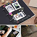 CenterZ Loose-Leaf Scrapbook Photo Album with