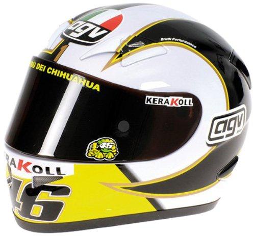 Casco AGV Valentino Rossi MotoGP 2006 1 2 Replica