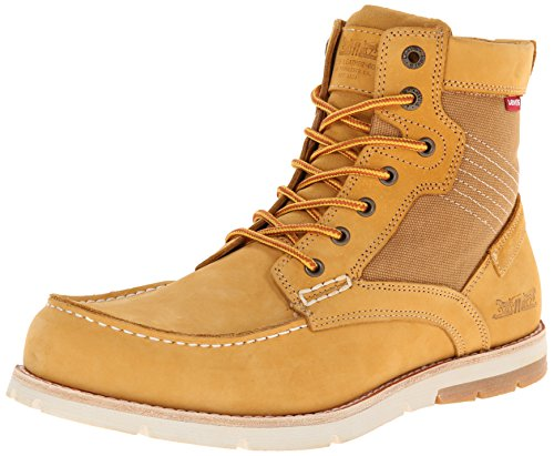 Levis Men's Dawson Chukka Boot, Wheat, 10.5 M US