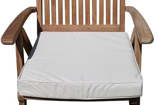 Cojín para muebles de jardín - Cojín para butaca de jardín ...