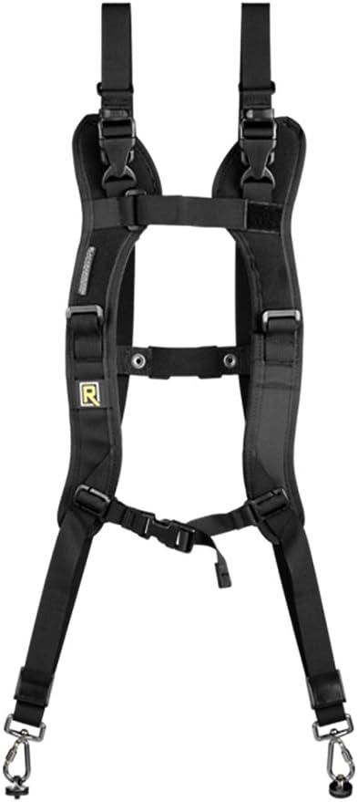 BlackRapid BR-RSDR2 - Correa para cámaras, videocámaras y ...