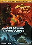 The Del Tenney Double Feature - The Horror of Party Beach / The Curse of the Living Corpse
