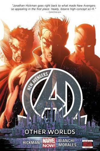 Download New Avengers Volume 3: Other Worlds (Marvel Now) pdf