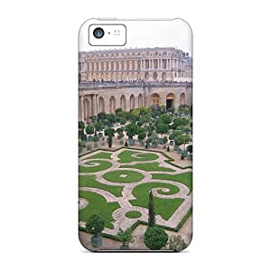 Top Quality Protection Chateau Versailles Case Cover For Iphone 5c