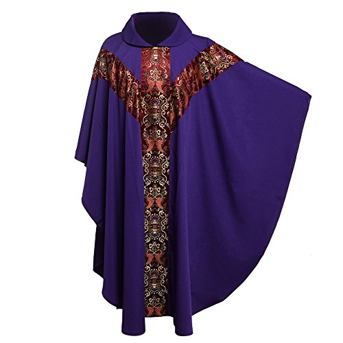 BLESSUME Priest Celebrant Chasuble Catholic Church Father