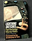 img - for Lightning Sketches (Hodder Christian paperbacks) by Paul Burbridge (1981-08-01) book / textbook / text book