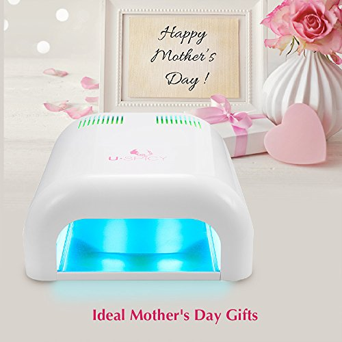 nail dryer uspicy macaron 36w nail dryer uv lamplight