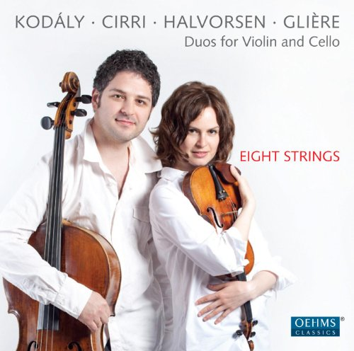 Duos for Violin and Cello ()