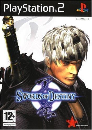 PS2 - Swords of Destiny - [PAL -