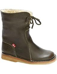 Duckfeet Arhus Shearling-Lined Boot
