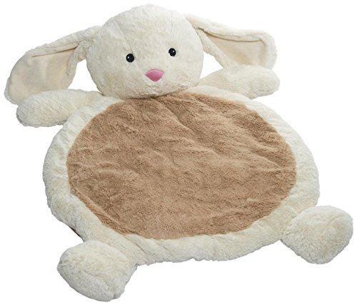Mary Meyer Bestever Baby Mat, Cream Bunny by Mary Meyer