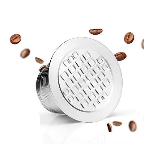 Amazon.com: i Cafilas - Cápsulas de café recargables de ...
