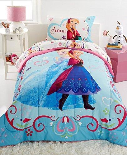 Disney Frozen Springtime Floral Twin/Full Comforter