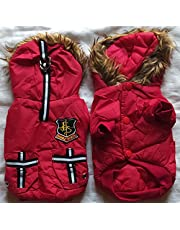 Dog Jumper Coats Winter Small Dog Pet Cat Puppy Sweaters (30 cm) 12#