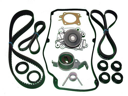 Mitsubishi Mirage Auto Parts (Timing Belt Kit Mitsubishi Mirage 1.8L (1997 1998 1999 2000 2001 2002))