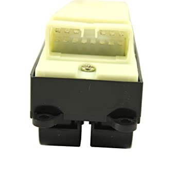 Eynpire 9033 Power Master Window Switch Control Front Left Driver Side For 1998 1999 Toyota Avalon; 1998-2002 Toyota Corolla; 1997-2001 Camry NOT for Camry XLE