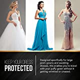 Wedding Dress Bag – Large Garment Bag For Long