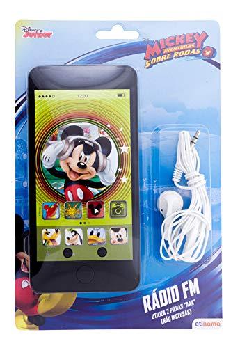 Radio Fm Disney Radio Fm Estampa Mickey