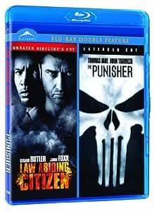 Law Abiding Citizen/Punisher BD [Blu-ray]