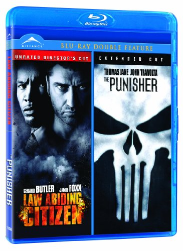 Law Abiding Citizen / The Punisher (Double Feature) (Jamie Foxx And Gerard Butler Law Abiding Citizen)