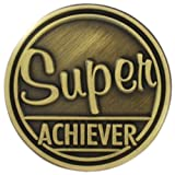PinMart's Super Achiever Corporate Motivational Lapel Pin