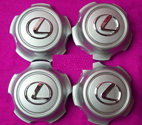 NEW 4pcs. 1998-2002 Lexus LX470 Wheel Center Hub Caps Set (Lexus Wheel Center Cap)